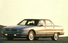 1993 Oldsmobile Ninety Eight exterior