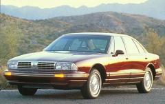 1997 Oldsmobile Regency exterior