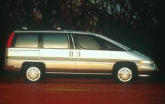 1991 Oldsmobile Silhouette Photo 2