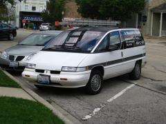 1991 Oldsmobile Silhouette Photo 3