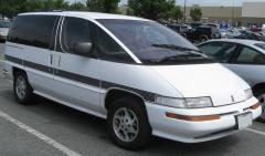 1991 Oldsmobile Silhouette Photo 6