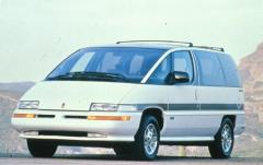 1993 Oldsmobile Silhouette exterior