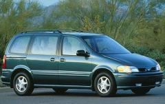 1999 Oldsmobile Silhouette Photo 1