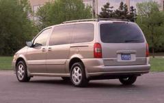 2002 Oldsmobile Silhouette exterior