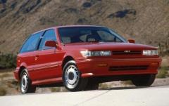 1992 Plymouth Colt exterior