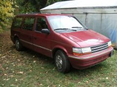 1992 Plymouth Grand Voyager Photo 1