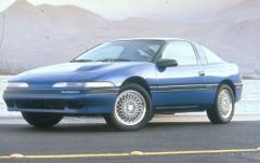 1991 Plymouth Laser exterior