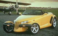 1999 Plymouth Prowler exterior