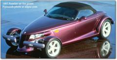 2000 Plymouth Prowler Photo 1