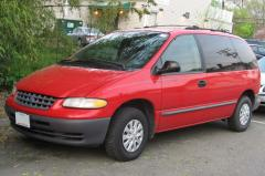 1999 Plymouth Voyager Photo 1