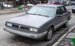 1991 Pontiac 6000 Photo 1