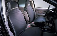 2001 Pontiac Aztek interior