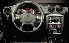2001 Pontiac Aztek exterior