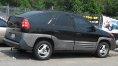 2001 Pontiac Aztek Photo 2