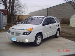 2001 Pontiac Aztek Photo 5