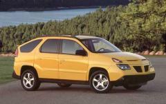 2002 Pontiac Aztek exterior