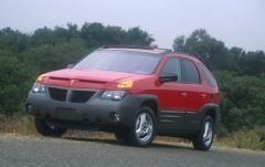 2003 Pontiac Aztek exterior