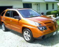 2004 Pontiac Aztek Photo 1