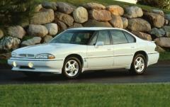 1995 Pontiac Bonneville exterior