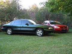 1997 Pontiac Bonneville Photo 5