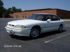 1997 Pontiac Bonneville Photo 7