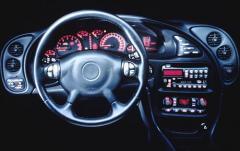 2001 Pontiac Bonneville interior
