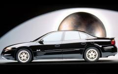 2001 Pontiac Bonneville exterior