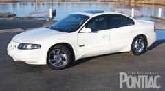 2001 Pontiac Bonneville Photo 1