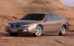2004 Pontiac Bonneville exterior