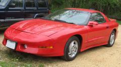 1993 Pontiac Firebird Photo 1
