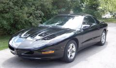 1996 Pontiac Firebird Photo 1