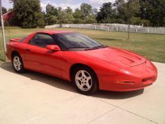 1997 Pontiac Firebird Photo 1