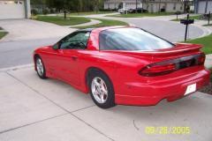 1997 Pontiac Firebird Photo 5