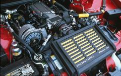 1997 Pontiac Firebird exterior