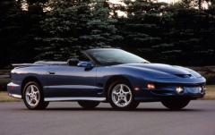 2000 Pontiac Firebird exterior