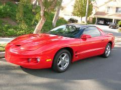 2001 Pontiac Firebird Photo 2