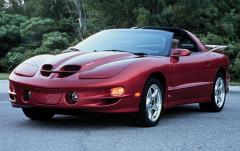 2002 Pontiac Firebird Photo 1