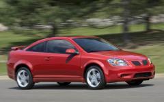 2008 Pontiac G5 Photo 1