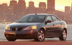 2005 Pontiac G6 exterior