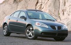 2006 Pontiac G6 exterior