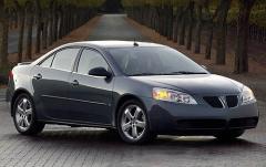 2007 Pontiac G6 exterior