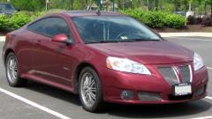 2010 Pontiac G6 Photo 1