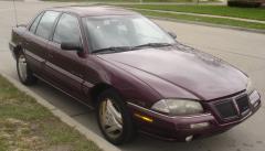 1993 Pontiac Grand AM Photo 1