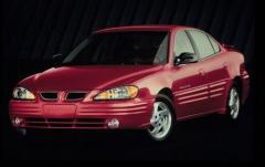 2000 Pontiac Grand AM exterior