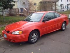 2001 Pontiac Grand AM Photo 1