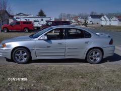 2001 Pontiac Grand AM Photo 4
