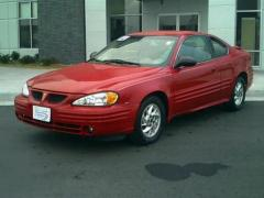2002 Pontiac Grand AM Photo 1
