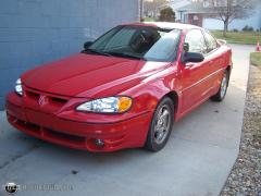 2003 Pontiac Grand AM Photo 1