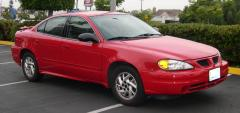 2005 Pontiac Grand AM Photo 2