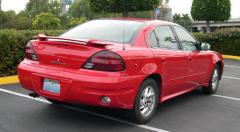 2005 Pontiac Grand AM Photo 3